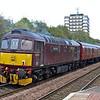 33025 Glen Falloch at rear of train