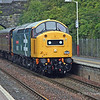 40145 On SRPS Railtour at Priesthill & Darnley