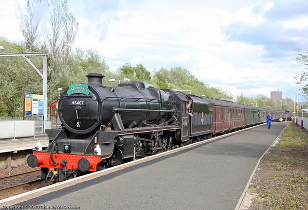2010 Railway photograph collection