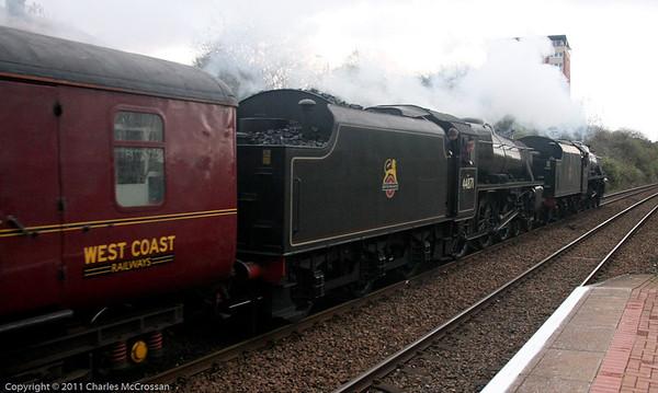 2011 Railway photograph collection