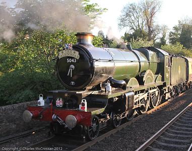 2012 Railway photograph collection
