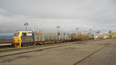Network Rail Railhead Treatment Unit DR 98956