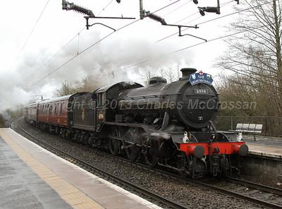 2013 Railway photograph collection