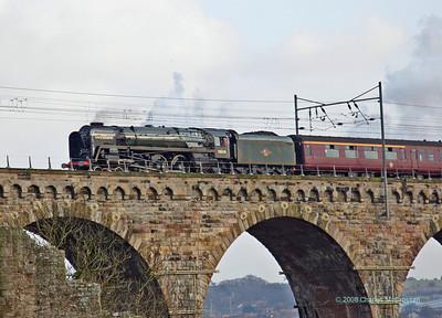 The North Briton Railtour - April 2008