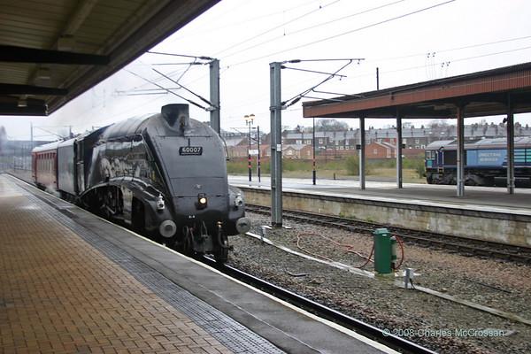 2008 Railway photograph collection