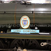 Rebuilt Light Pacific Class 4-6-2 no 34046 Braunton (running as 34052 Lord Dowding)