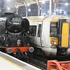 Rebuilt Light Pacific Class 4-6-2 no 34046 Braunton (running as 34052 Lord Dowding)<br /> <br /> 375 829