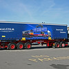 Malcolm Rail Truck with interesting side curtains