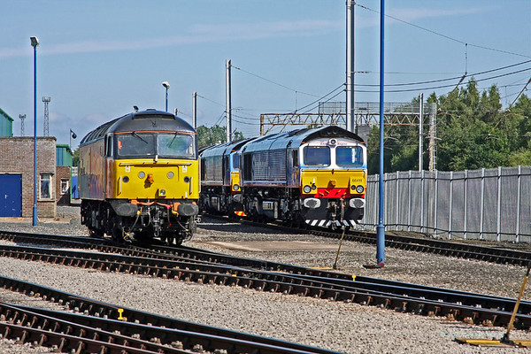 DRS Open Day at Carlisle Kingmoor Depot - 11 th July 2009