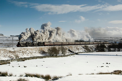 Mainline Steam in the UK