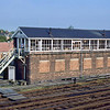 Whitemoor Junction Signal Box.<br /> <br /> Image with kind permission of Mark Brammer.