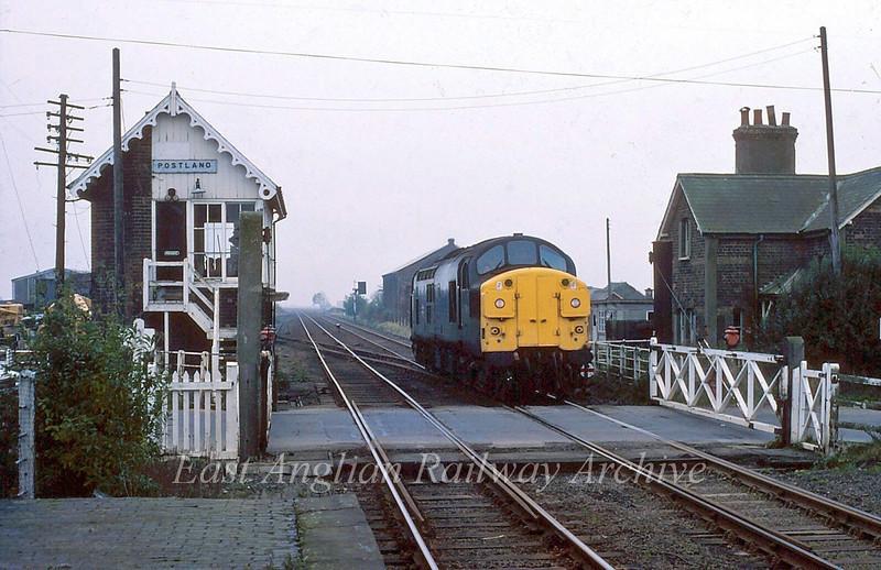 Postland. September 1982