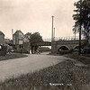 Rings End Viaduct at Guyhirn, probably around 1900-1920