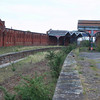 Spalding platforms at March.  15th April 2005. Photo with kind permission of Peter Heath.