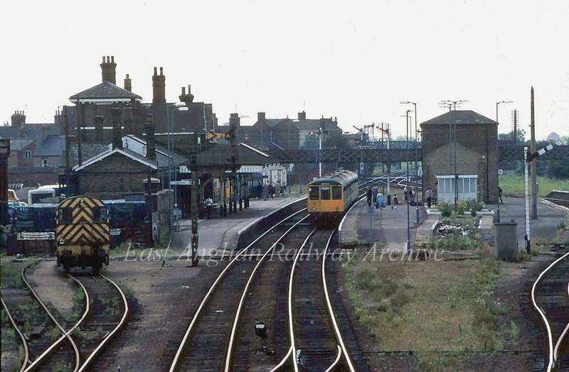 Spalding.  August 1981