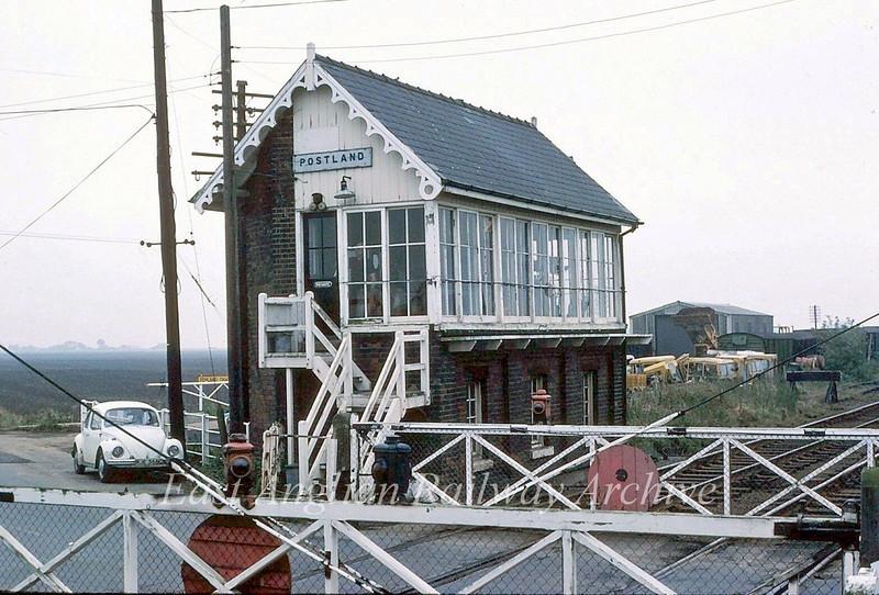 Postland Signal Box