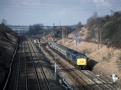 Midland Main Line in the 80s