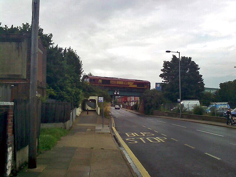 Griffin Wharf Branch , Ipswich.