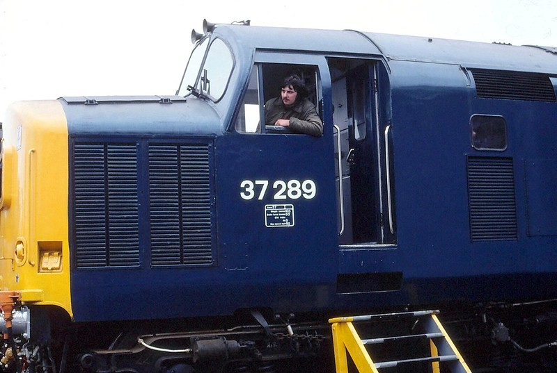 Just pretending at Truro. Not a grey hair in sight. 18th July 1980.