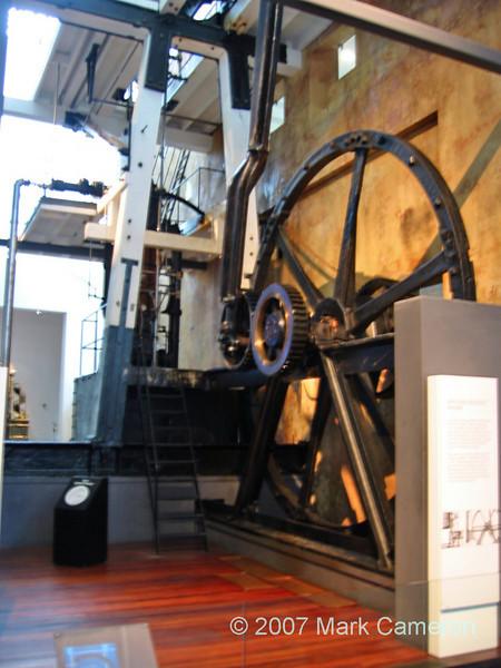 Boulton and Watt beam engine