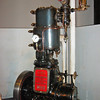 Steam driven auxiliary plant