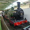 Tennant No 1463 - part of the national railway collection