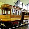 Glasgow Tram no 672