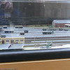 Model railway layout representing Monkwearmouth station in its heyday
