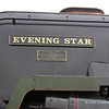 Standard Class 9F 92220 - Evening Star, the last steam loco built for British Railways