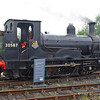 Beattie Well Tank No 30587 - a survivor to the end of Southern Region steam