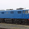 Electric loco E 3035