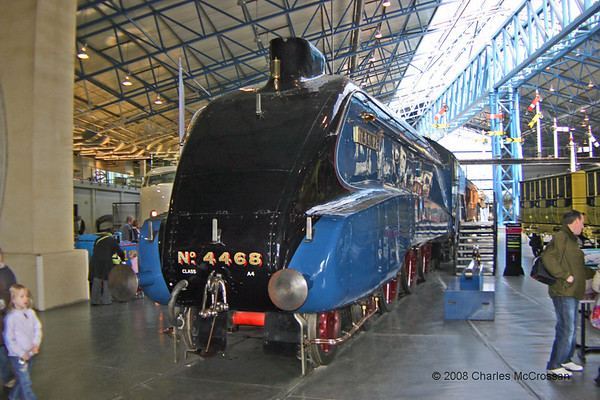 Visits to the National Railway Museum York