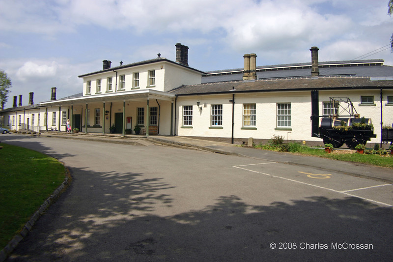 Darlington Railway Museum - Former North Road Station building