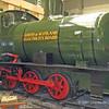 SSEB Loco Dalmarnock No 1  _ Fireless loco