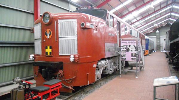 Adelaide Railway Museum