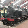"Class F  No 255  Nicknamed ""Dollies"".  Introduced 1902 and withdrawn 1967.  Entered museum 1967"
