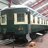Railcar 41  Originall single units with petrol engines, re-engined to diesel and converted to multiple working in 1957.  Introduced 1928 and withdrawn 1971