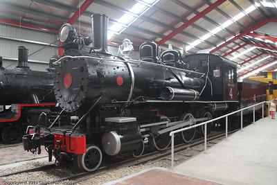 Australian Railway Museums
