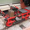 Ganger´s Motor Pump Car - unnumbered<br /> South Australian Railways - Broad Gauge
