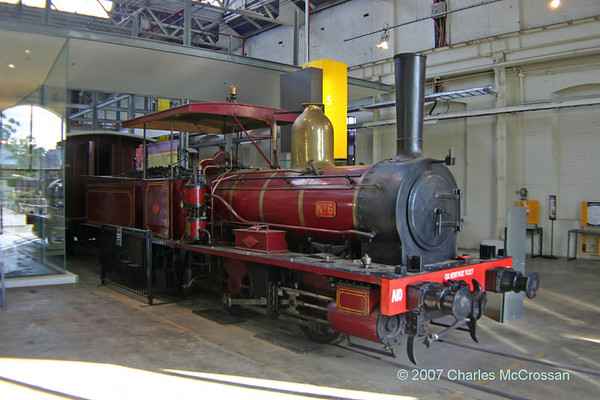 Ipswich Railway Workshops Railway Museum (outside Brisbane)