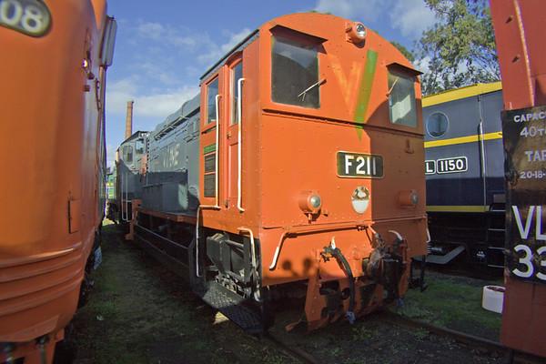 Melbourne Railway Museum
