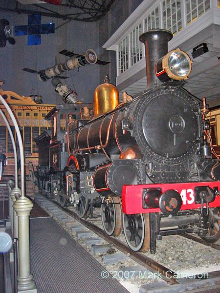 Steam Loco 1243