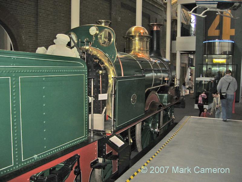 Locomotive No 1