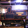 Loco 1021 Cardiff, 1916, withdrawn 1970