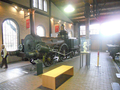 German Railway Museums