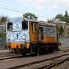 Diesel loco NS 673 - Dick Kerr Works 1955
