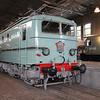 Electric loco 1122 - Alsthom 1951