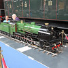 Model steam loco - No 3901
