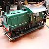 Model diesel loco - No 210