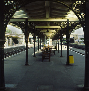 Richmond station 20/10/84